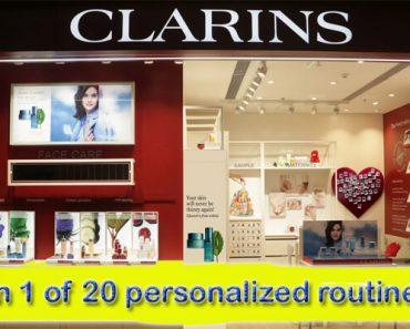 Clarins Canada Contest