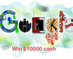 Doodle 4 Google Canada Survey