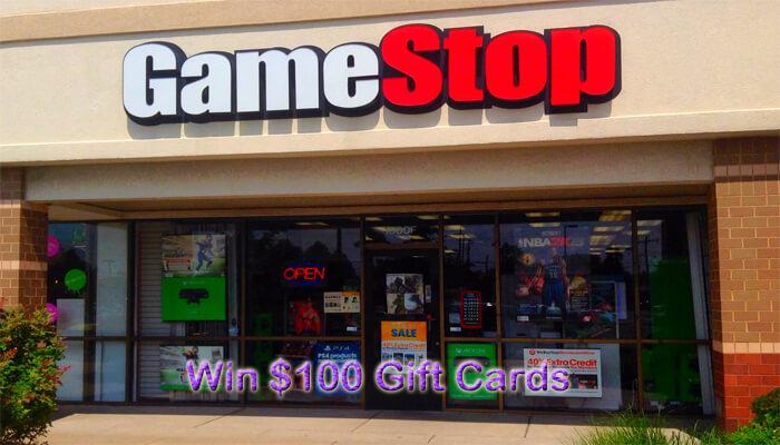 GameStop Canada Customer Survey