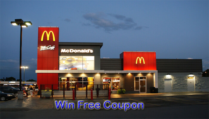 McDonalds Canada Customer Survey
