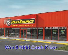PartSource Customer Satisfaction Survey
