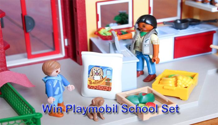 Playmobil Canada Contest