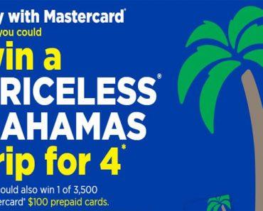 Priceless Bahamas Survey