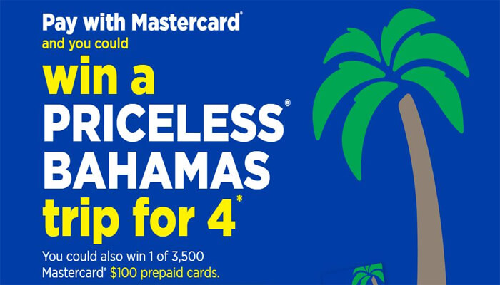 Priceless Bahamas Survey
