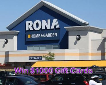 RONA Canada Customer Survey
