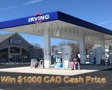 Irving Oil Canada Survey
