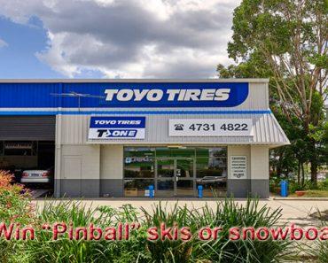 Toyo Tires Survey