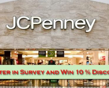 JCPenney Feedback Survey