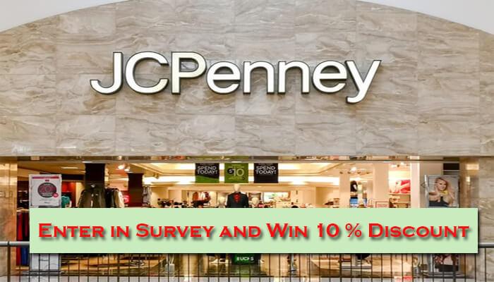 JCPenney Feedback Survey