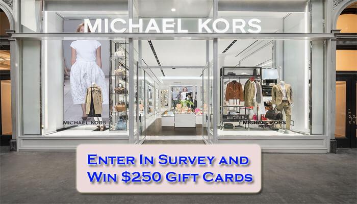 Michael Kors Survey