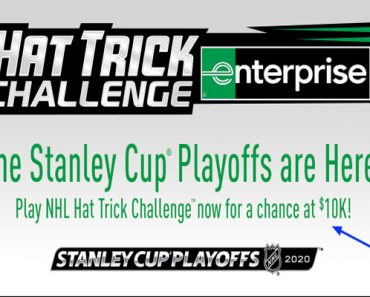 NHL Hat Trick Challenge Survey
