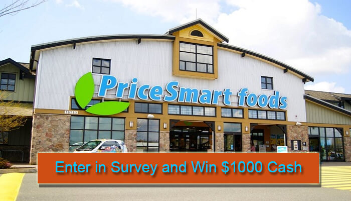 Price Smart Foods Survey