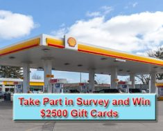 Shell Canada Customer Opinion Survey