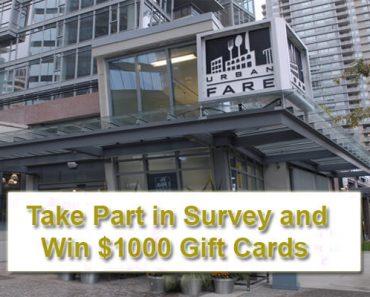Urban Fare Customer Satisfaction Survey