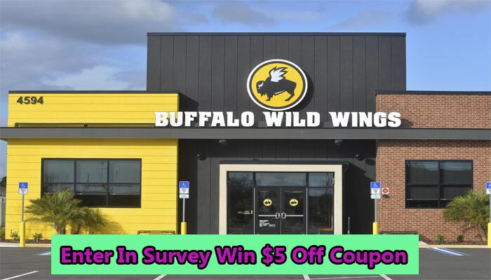 Buffalo Wild Wings Survey