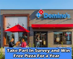 Domino's Feedback Survey