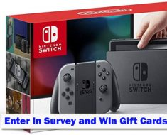 Nintendo Switch Survey