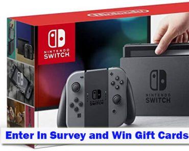 Nintendo Switch Survey