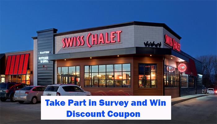 Swiss Chalet Customer Satisfaction Survey