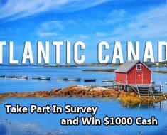 Atlantic Canada Survey