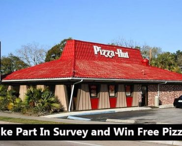 Pizza Hut Canada Guest Experience Survey